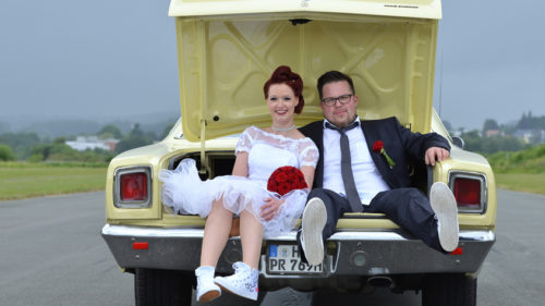 Hochzeitsbilder kreativ modern