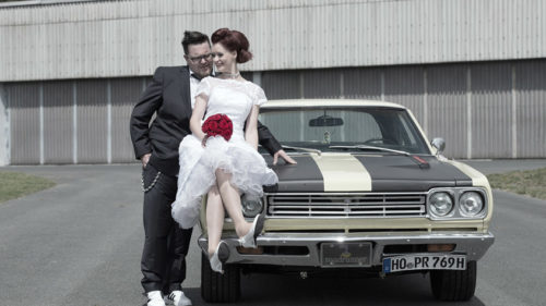 Hochzeitsfotos kreativ individuell