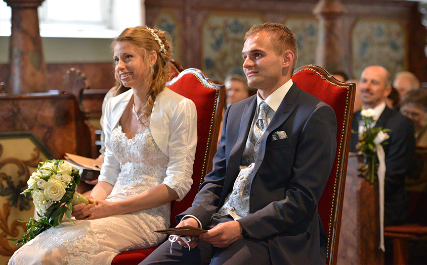 Hochzeitsfotografin Hochzeitsfotograf Kirche
