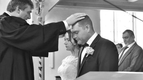 Hochzeitsfotos Kirche Fotodokumenation