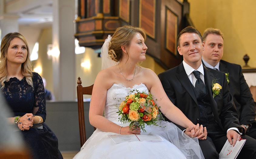 Hochzeitsdokumentation Hochzeitsfotograf Kirche
