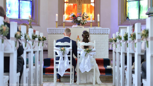 Hochzeitsfotos Fotosokumentation Trauung Kirche