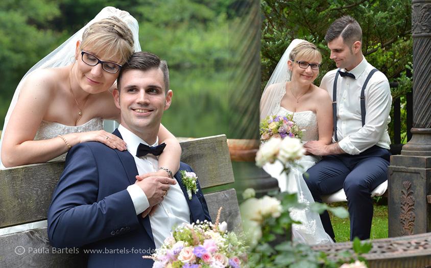 Hochzeitsfotos Paarbilder klassisch
