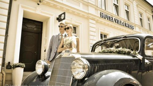 Hochzeitsfotos modern-kreativ