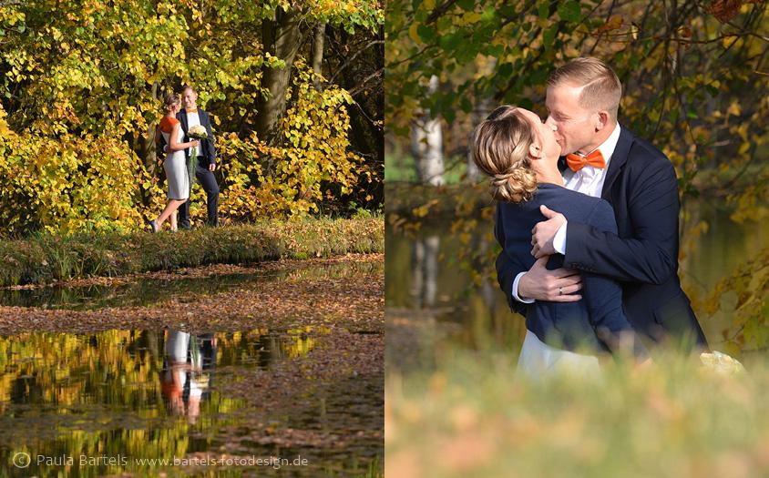 Hochzeitsfotos standesamtlich modern